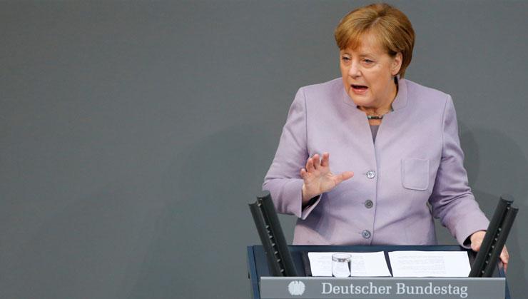Merkel: Türkiye NATO'da dışlandı