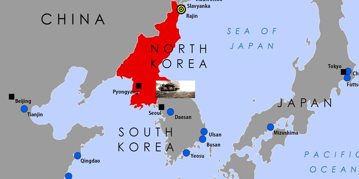 Kuzey Kore-Güney Kore sınırında karşılıklı ateş açıldı©