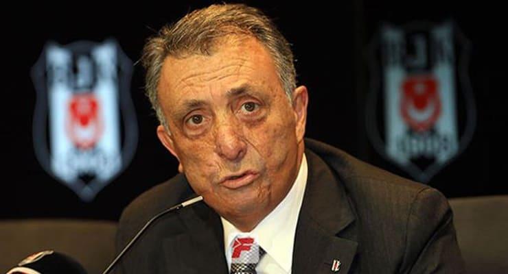 'Corona'ya yakalanan Beşiktaş Başkanı Çebi: Bu ortamda futbol oynanmaz