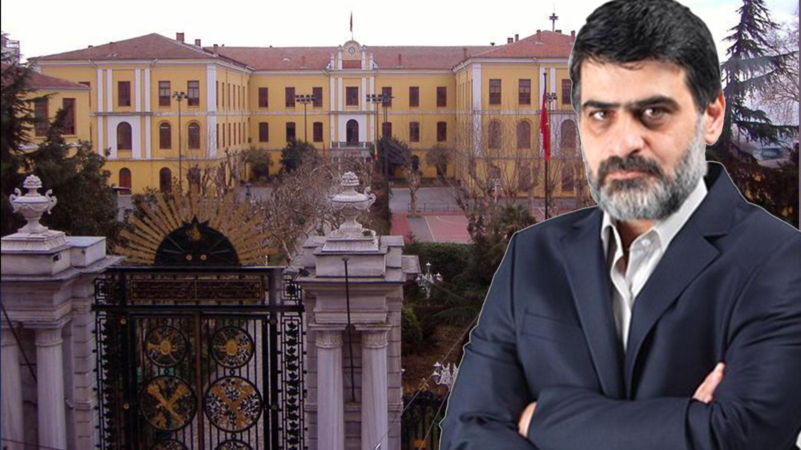 Galatasaray Spor Kulübü'nden Yeni Akit Yazı İşleri Müdürü'ne yanıt: Galatasaray Lisesi'ne dil uzatanların asıl amacı ortadadır