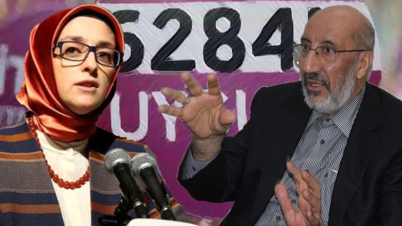 AKP Kadın Kolları Başkanı'ndan Dilipak'a: Ahlaksız sözleri ile kaybettiği itibarı geri kazanamaz