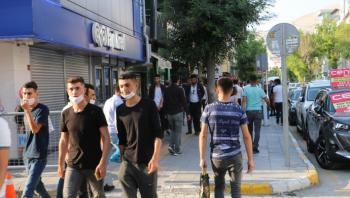 13 kentte yaşayanların ana gündemi Kürt sorunu ve işsizlik