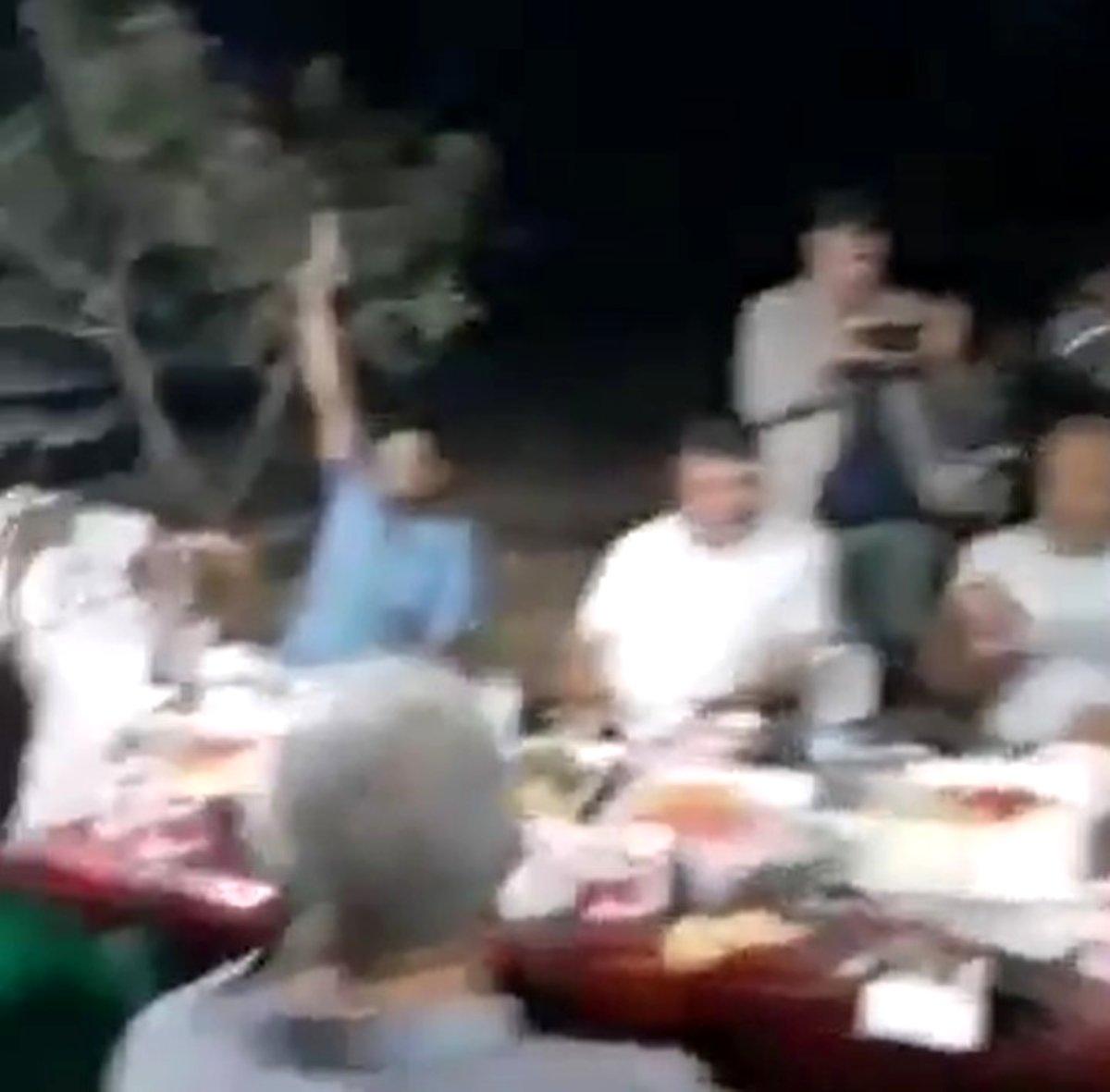 CHP li başkandan şaşırtan korona virüs partisi