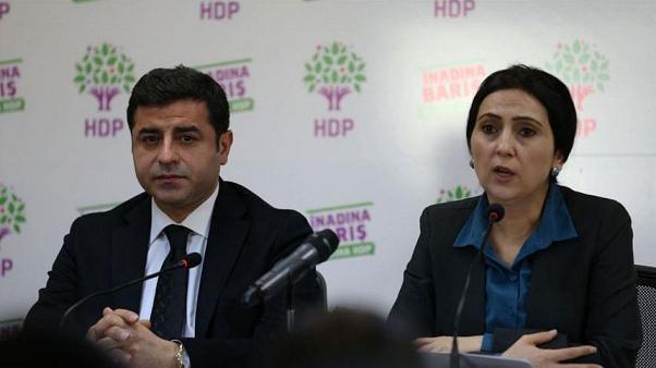 Yüksekdağ ve Demirtaş'ın tutukluluğuna devam kararı
