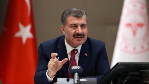Sağlık Bakanı: Koronavirüs salgını tüm ülkede yeniden tırmanışa geçti