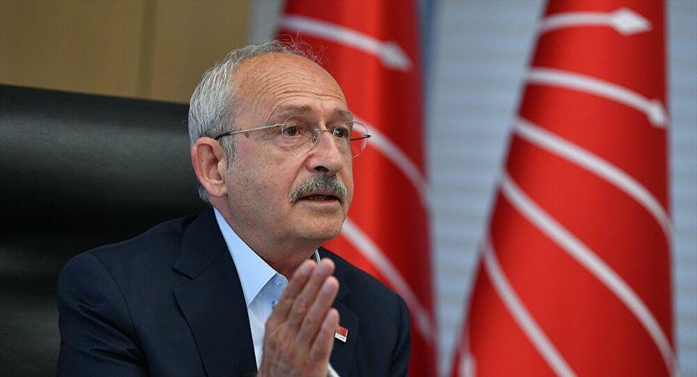 Kılıçdaroğlu: Covid-19'la mücadele edenler terörist oluyor, hayatımda duyduğum en saçma söz