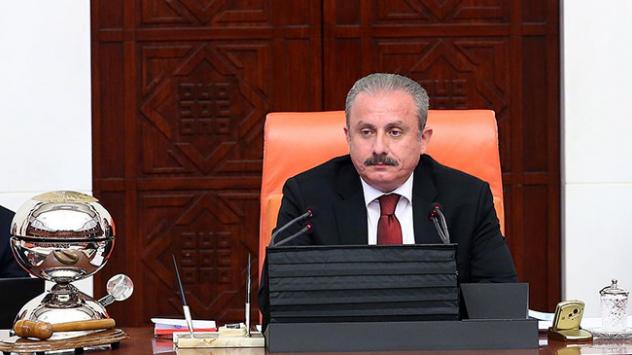 Meclis Başkanı Şentop'tan Berberoğlu tepkisi: Ne yaptınız arkadaşınız için? Hiç