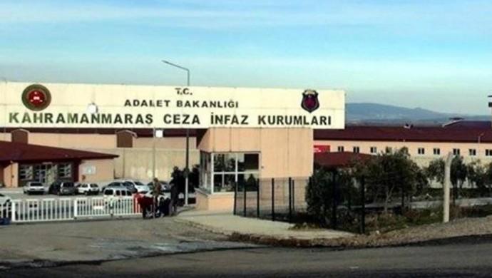 Maraş Cezaevi'nde halk ihlallerine karşı açlık grevi