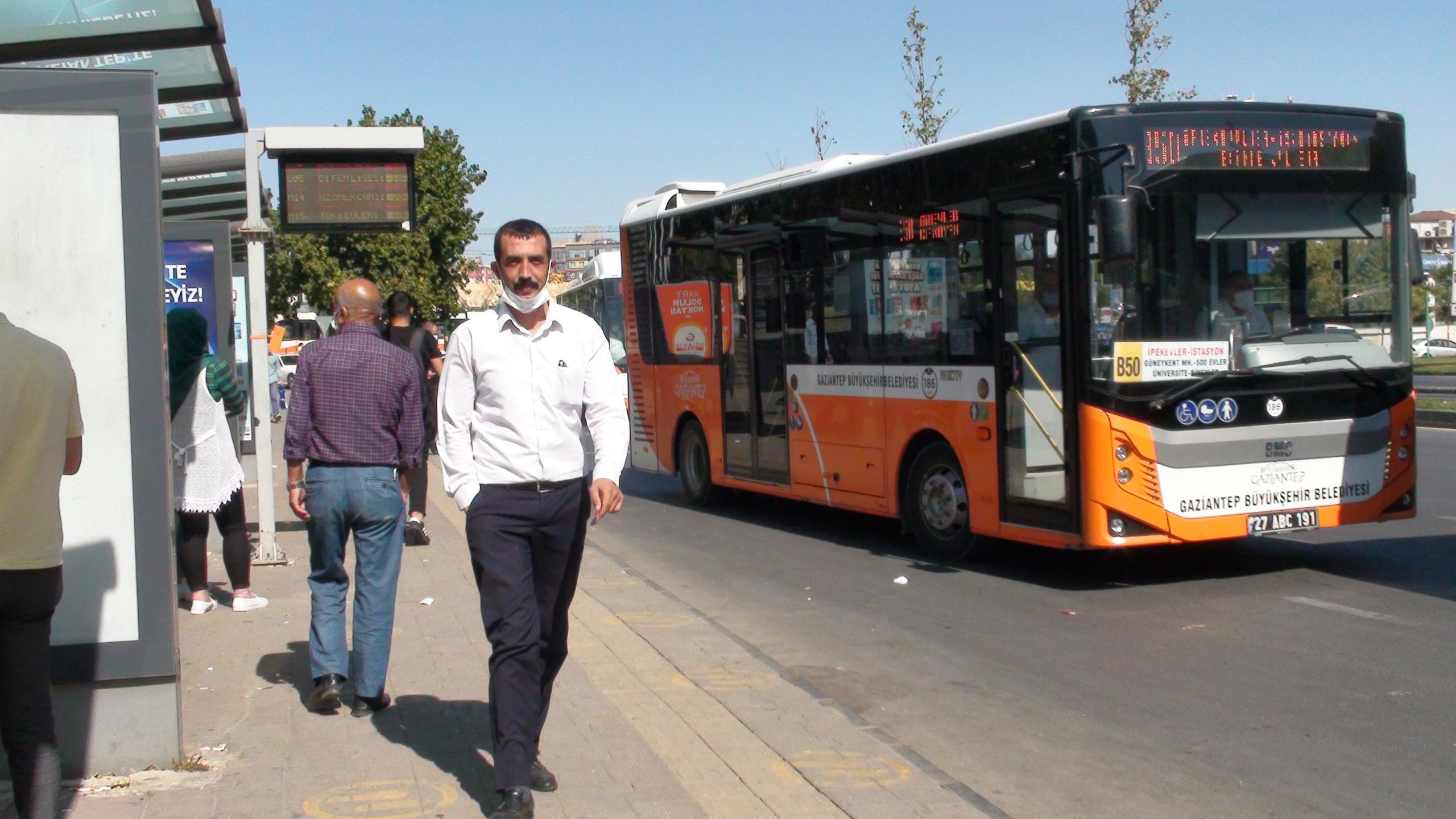 Gaziantep'te Kovid-19 tedbirlerine uymayan yüzlerce kişiye cezai işlem uygulandı