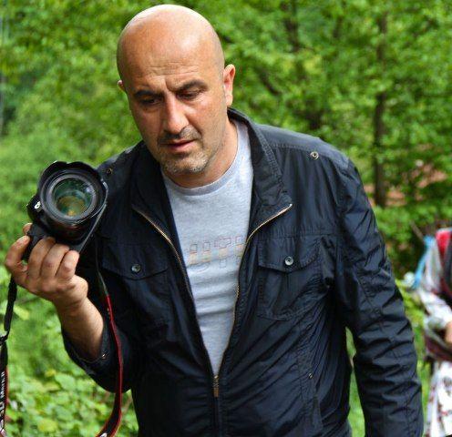 Doğaya aşık bir fotoğraf sanatçısı
