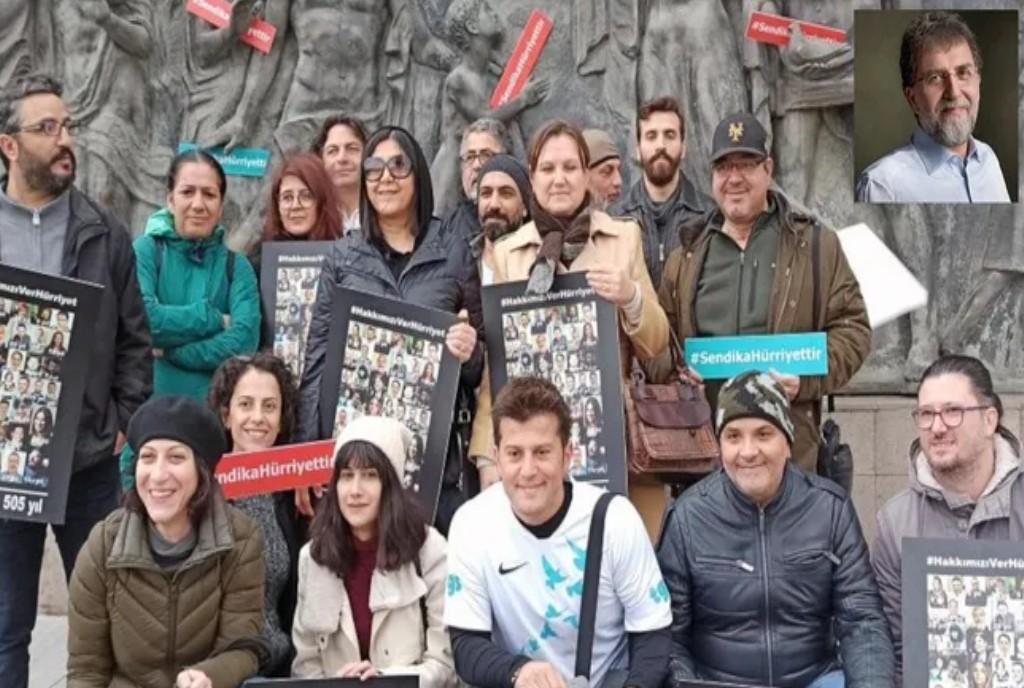 'Bizim için üzülmeyin Ahmet Hakan, tazminatlarımızı yatırmalarını söyleyin'