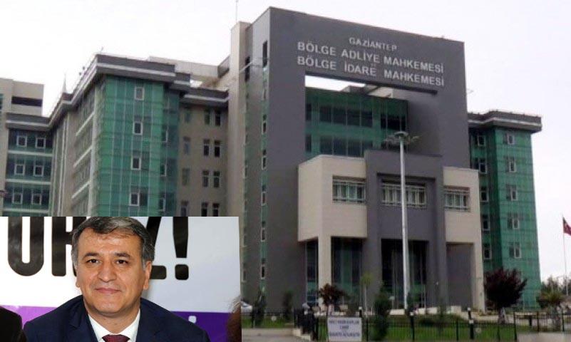 Gaziantep'te HDP davasında ara karar