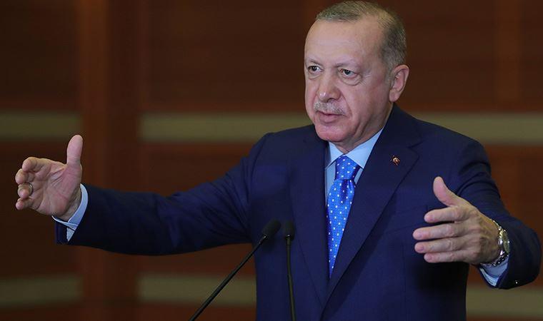 Erdoğan: Şu anda CHP'de tek adamcağız siyaseti işliyor