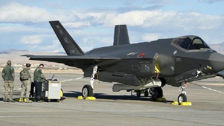 'Ey ABD' fiyaskosu: F-35 programında kalmak için 750 bin dolara ABD'li lobi şirketi tutuldu