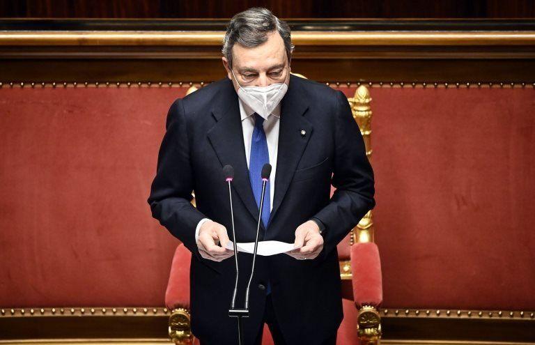 İstanbul Sözleşmesi: İtalya Başbakanı Draghi, AB zirvesi öncesi Türkiye'nin sözleşmeden çekilme kararını 'Vahim bir geri adım' diyerek eleştirdi