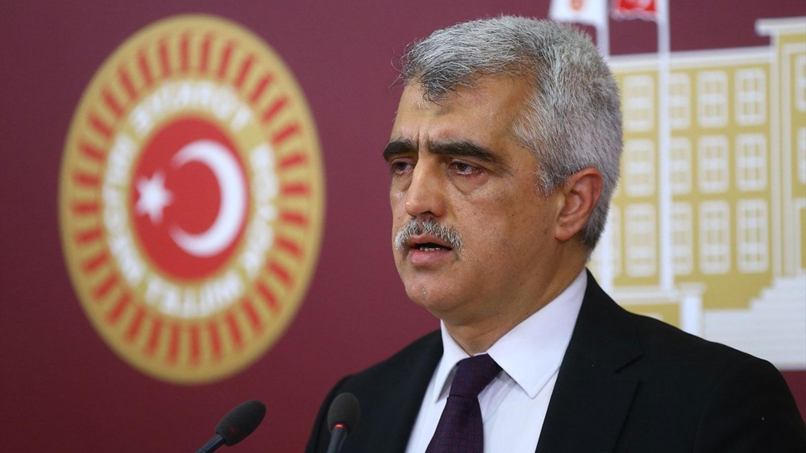 """Yargıtay'ın hapis cezasını onadığı HDP'li Gergerlioğlu, """"ifade özgürlüğünün ihlal edildiği"""" gerekçesiyle AYM'ye başvurdu"""