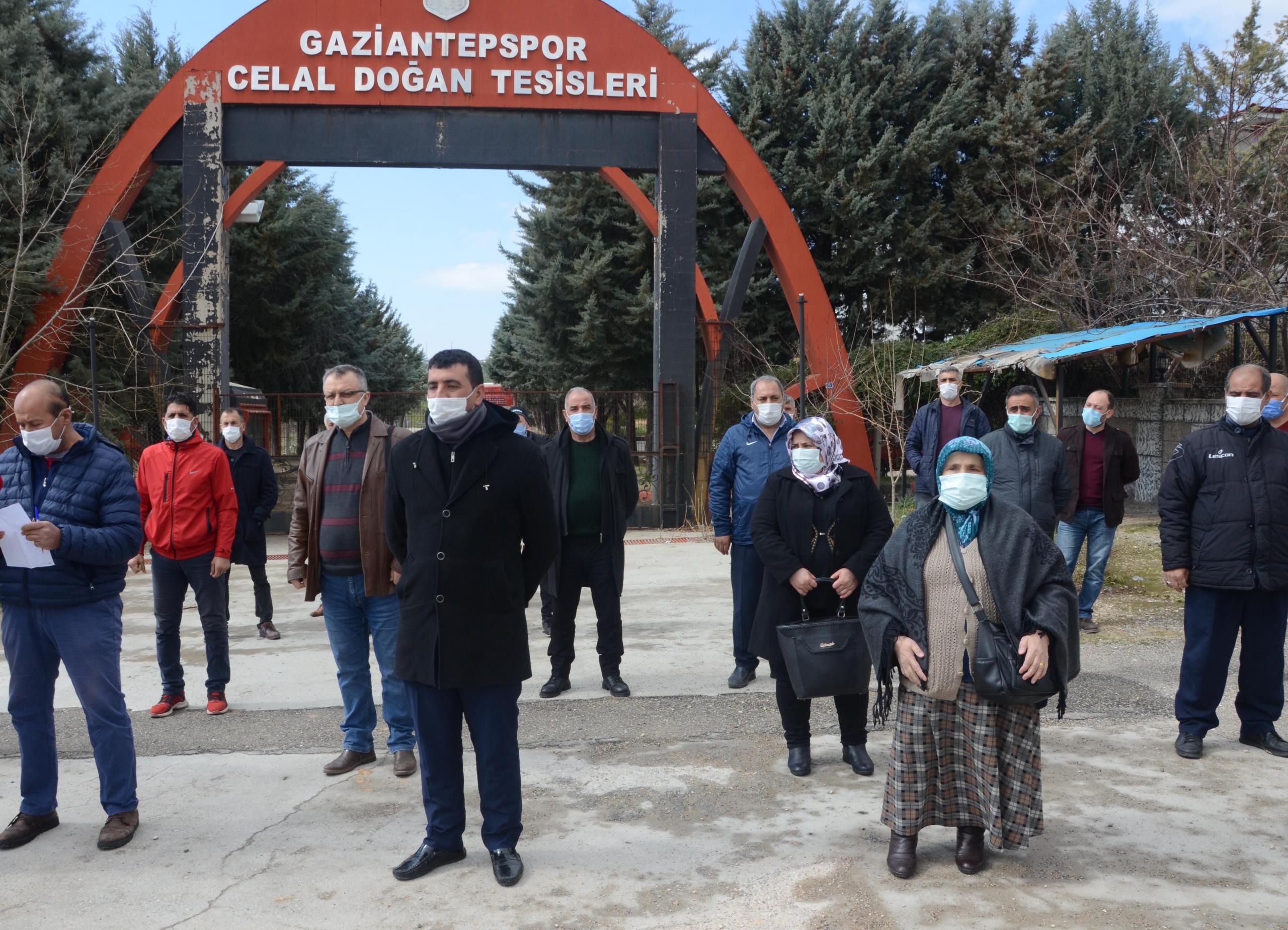Gaziantepspor mağdurları: Davayı da kazandık, hakkımızı istiyoruz