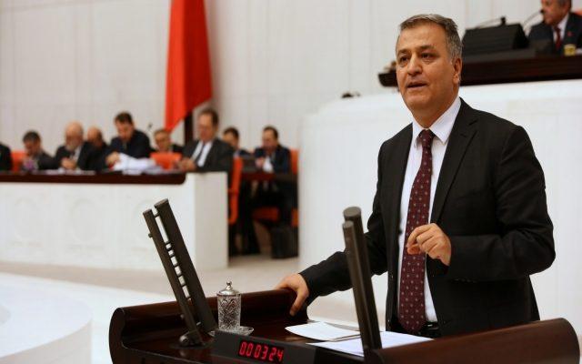 Toğrul skandal olayı meclise taşıdı