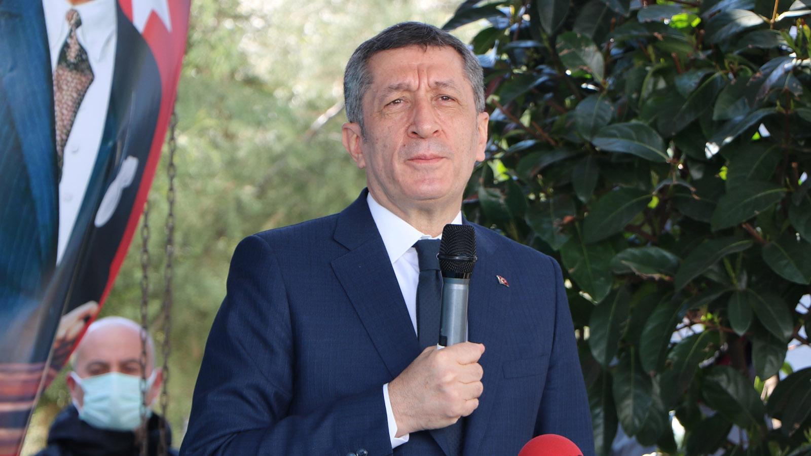 Milli Eğitim Bakanı Selçuk'dan yüz yüze eğitim açıklaması