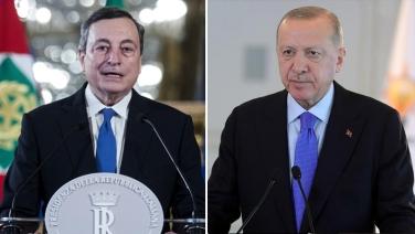 İtalya Başbakanı Draghi, Cumhurbaşkanı Erdoğan'a 'diktatör' dedi; Von der Leyen'i aşağılamakla suçladı