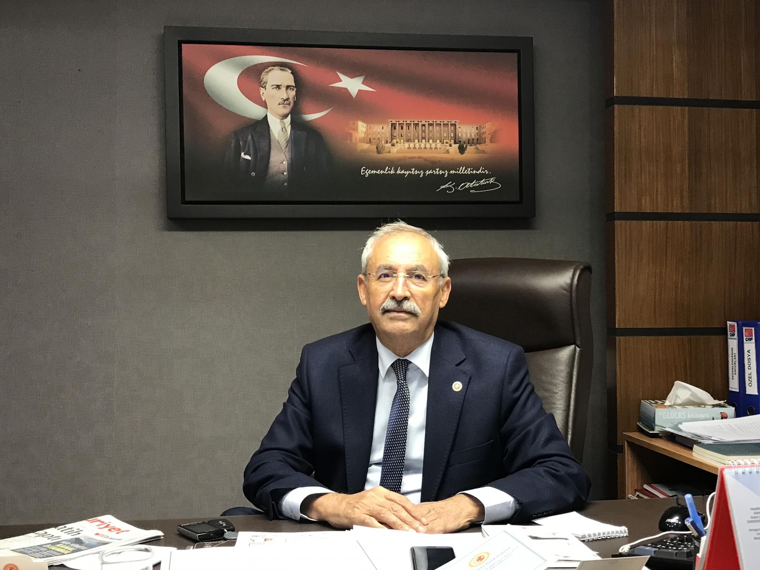 CHP'li Kaplan: Bedelini vatandaşa ödetiyorlar