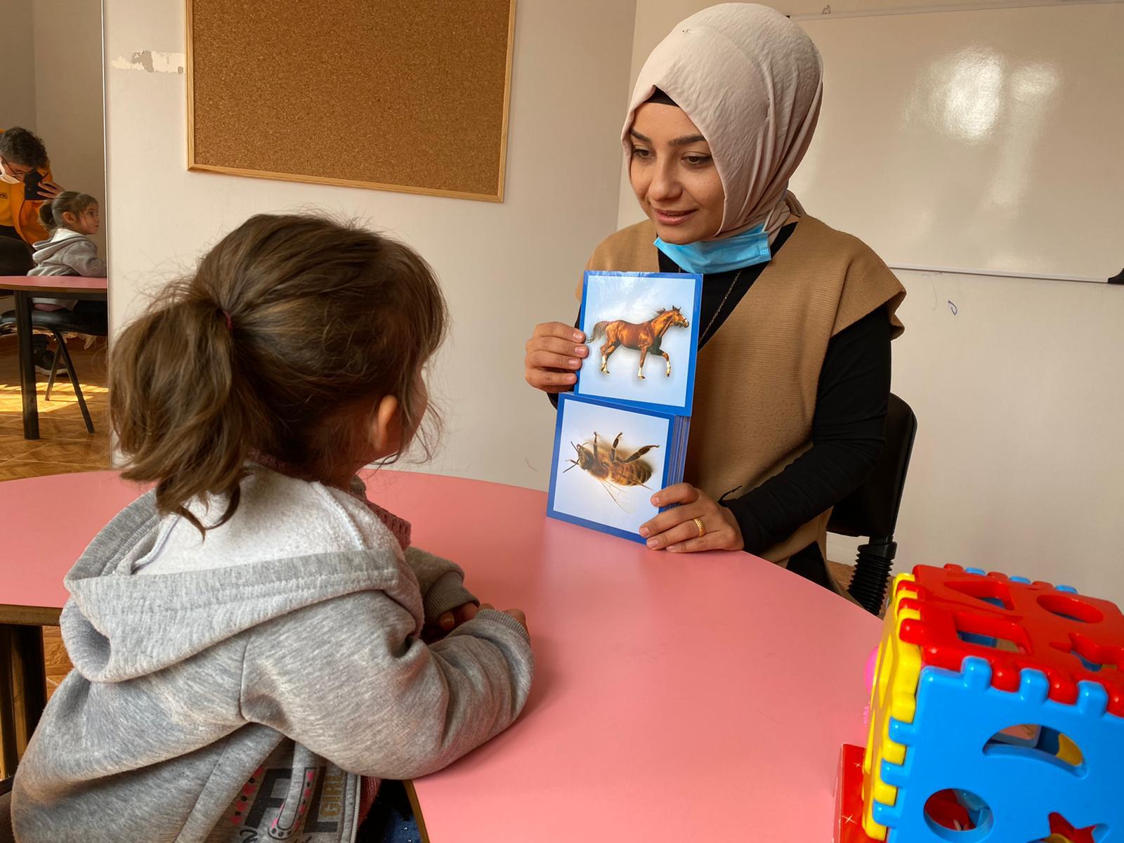 Ata Özel Eğitim Rehabilitasyon Merkezi: Veli ile öğretmen işbirliğinde daha hızlı ilerleme kaydediliyor