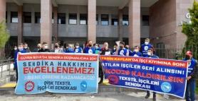 Türkmen: Gaziantep'te kod-29 ile atılan 8-10 bin işçi var