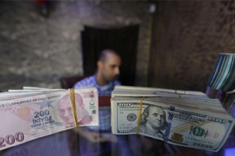 Dolar/TL, Kavcıoğlu ve Biden sonrası tarihi zirvesine yaklaştı