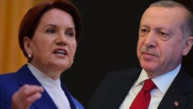 Akşener'den Erdoğan'a: Madem helalleşmek istiyorsun, korkma, getir sandığı helalleşelim