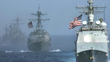 ABD Hürmüz Boğazı'nda İran botlarına 30 el ateş açtı