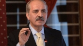 "AKP'li Numan Kurtulmuş, Kanal İstanbul'a ""Tutarsız bir hayal"" demiş"