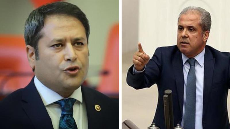 AKP Gaziantep Milletvekili Ali Şahin ile Şamil Tayyar sosyal medyadan tartıştı: Yol arkadaşınıza yüklenmek yerine hakikatı arasaydınız