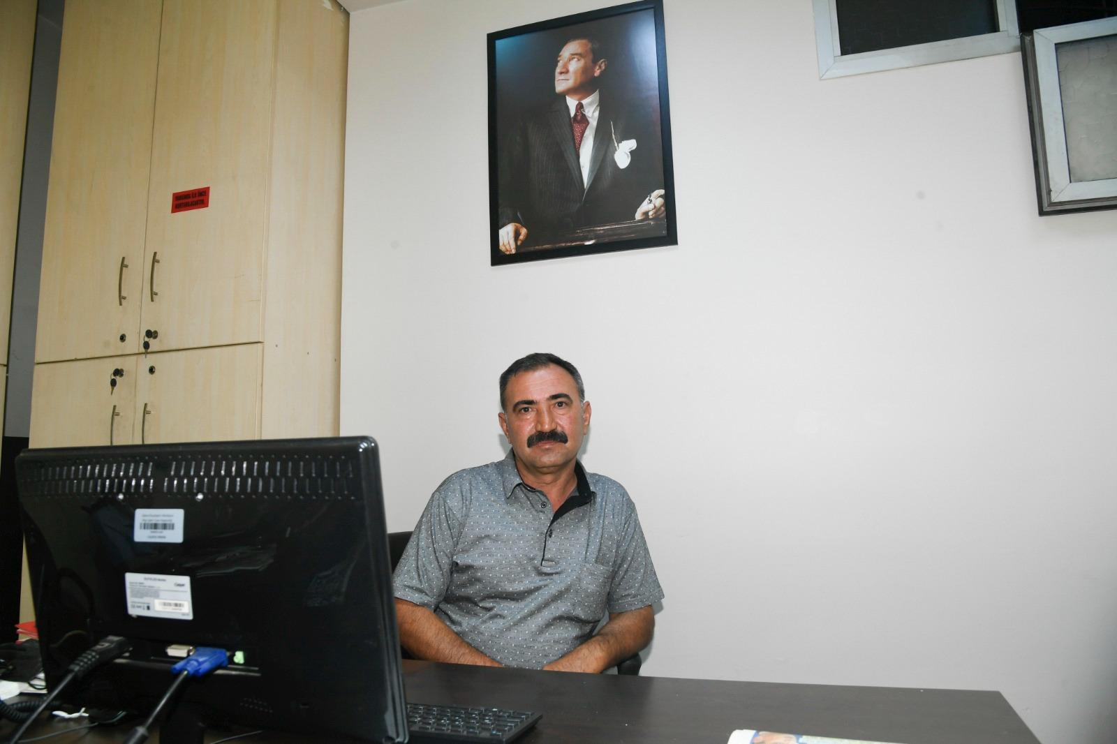 Kabasakal'da Muhtarlığı Muharrem Öcal Kazandı