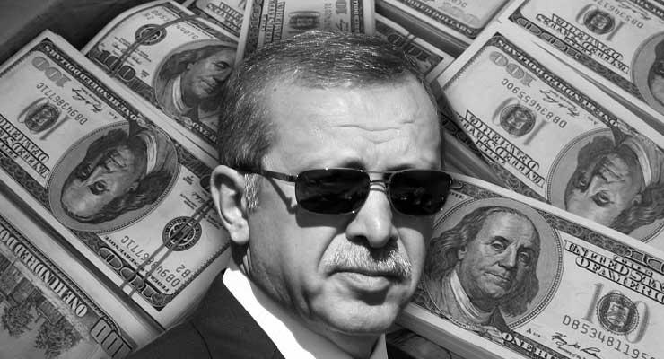 Erdoğan konuştu, TL eridi