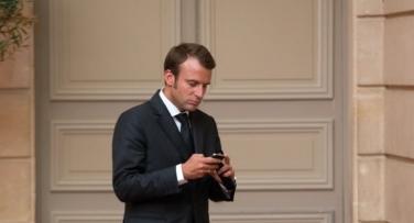 Türkiye'yi de hedef almıştı: Macron, Pegasus nedeniyle telefonunu değiştirdi