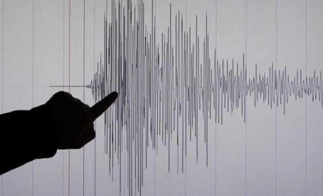 Karaburun depremini değerlendiren Prof Ercan: 6,9'luk sarsıntı üretmeye gebe