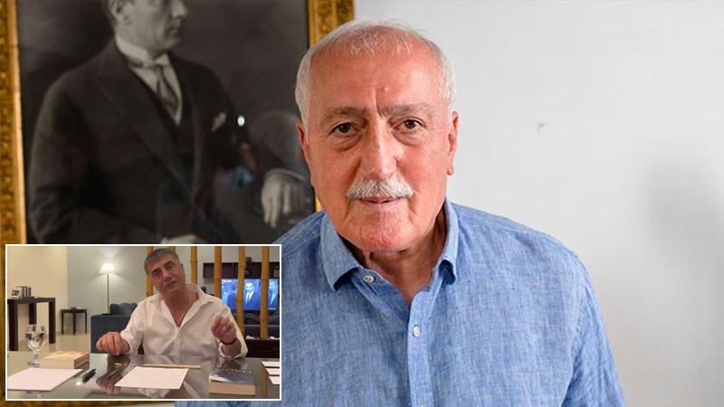 Eski Bakan Tantan, Sedat Peker'in bilgi kaynağını açıkladı