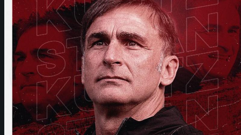 A Milli Takım'ın yeni teknik direktörü resmen Stefan Kuntz!