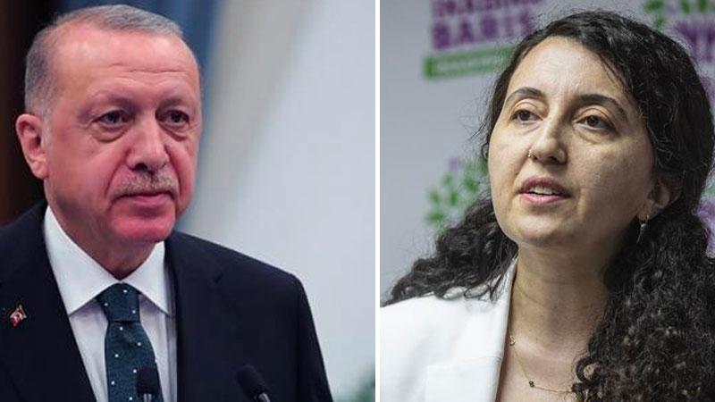 HDP'den Erdoğan'a yanıt: Çözülen Kürt sorunu değil sizin iktidarınız