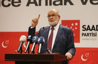 Saadet Partisinden 'Kürt sorunu' açıklaması