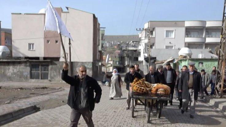 Cizre'de yaşanan olaylarda ölen siviller için araştırma komisyon talebi