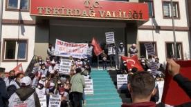 """""""Bel Karper ve Adkotürk işçilerine saldıranlar tüm işçilere saldırmıştır!"""""""
