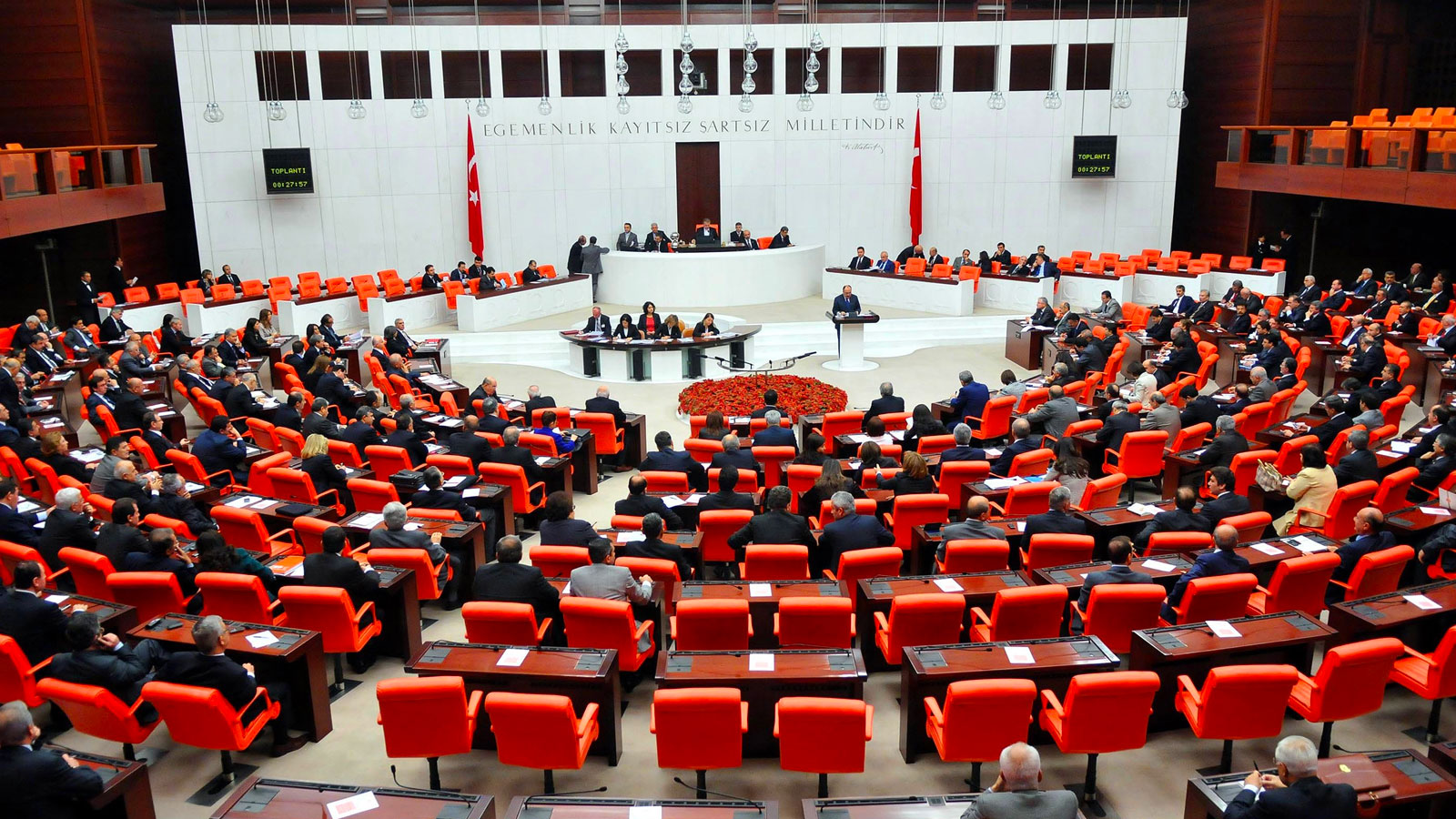 Suriye ve Irak'a sınır ötesi operasyonunun uzatılmasını öngören tezkere Meclis'e sunuldu