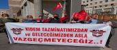 Gaziantepspor mağdurları: O milletvekillerini  zor işleri çözsünler diye seçtik