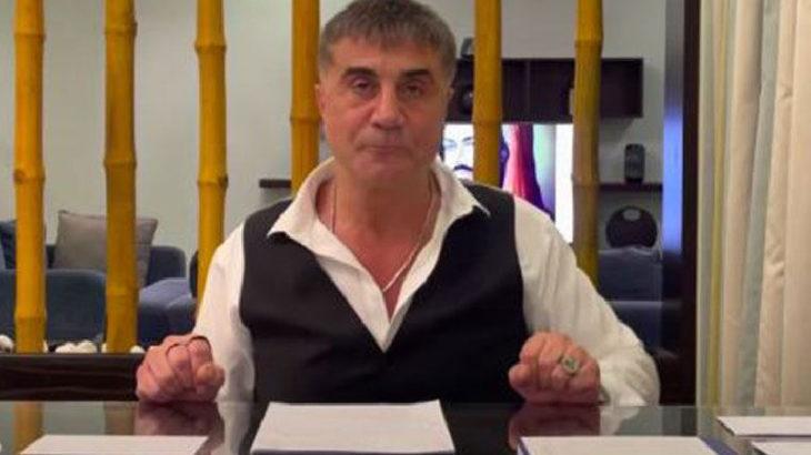 Sedat Peker'in iddianemesinden 'Kasap Döner' ve 'Volkan Demirel' çıktı