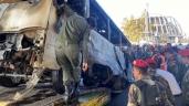 Suriye'nin başkenti Şam'da büyük patlama: Çok sayıda ölü ve yaralı var